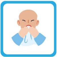 En caso de presentarse algún síntoma avisar urgente al chofer.